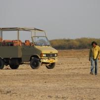 A birding safari.
